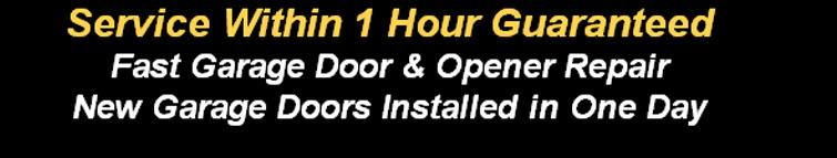 Professional Garage Service