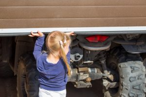 Make Your Garage Door Safe With Child Safety Systems