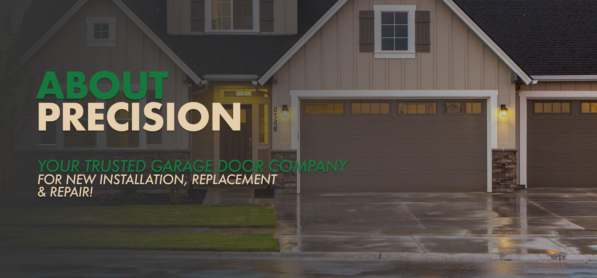 About Precision Door Service Las Vegas