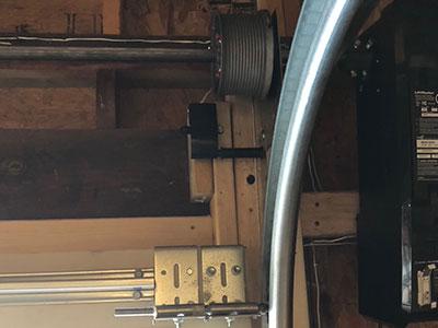 Garage Roller Track