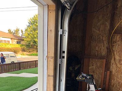Garage Door Track