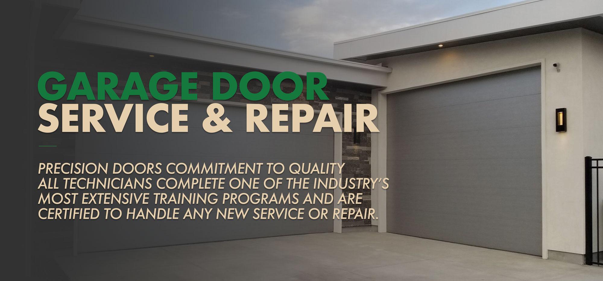 The Best Garage Door Repair In Las Vegas Precision Garage Doors