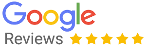 Google Reviews 5 Star Badge