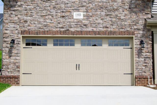 Wayne Dalton traditional steel garage door
