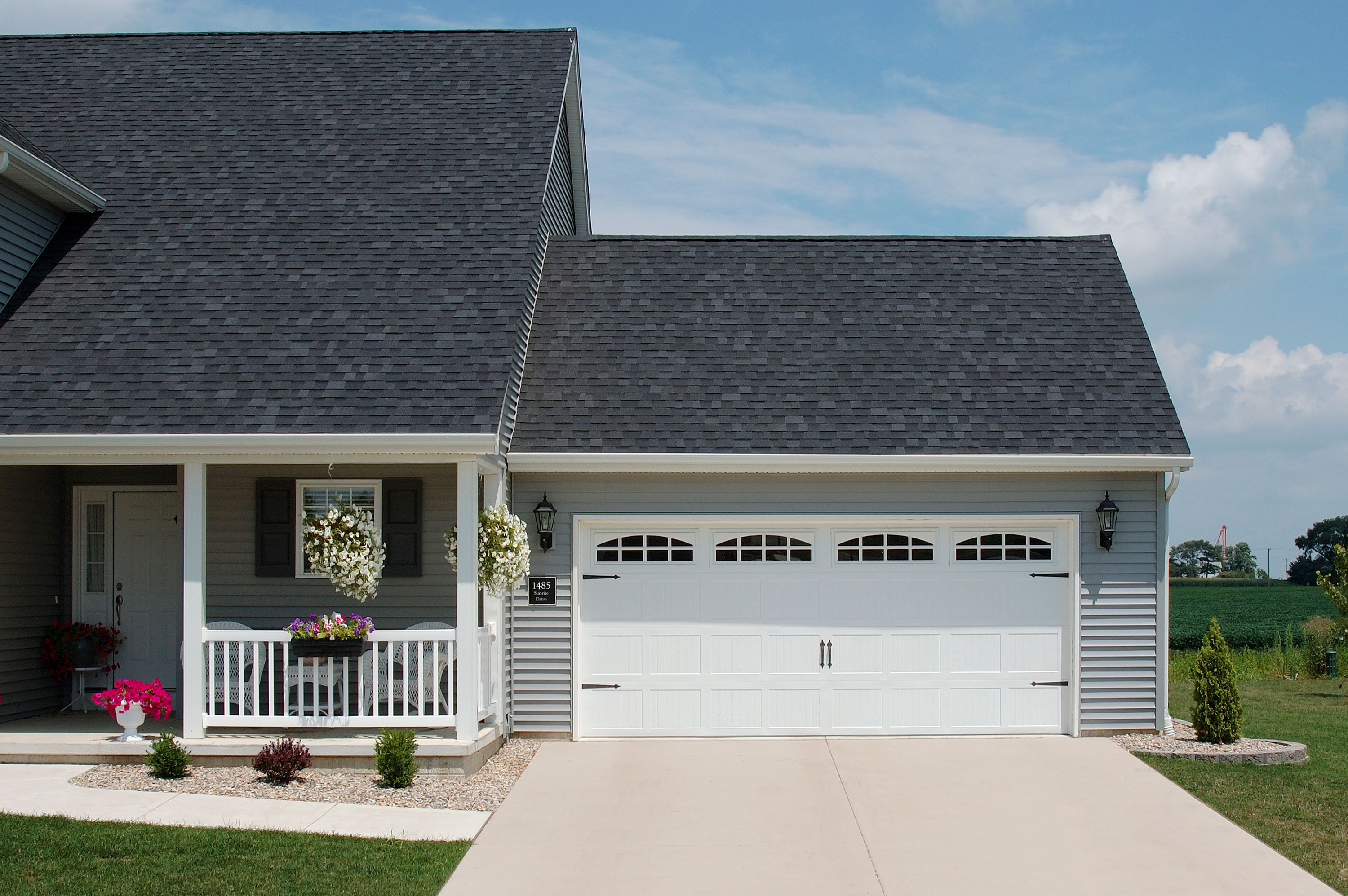 Timeless Collection Garage Design